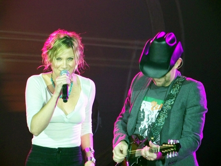 Sugarland - 10th row
